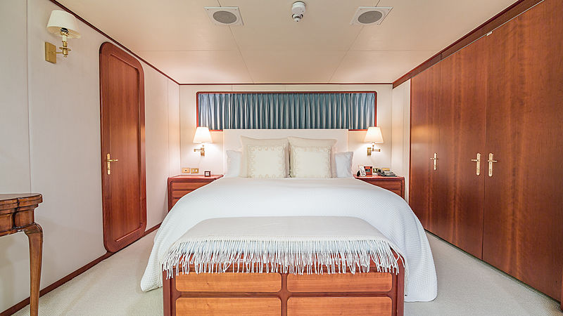Casual Water yacht stateroom
