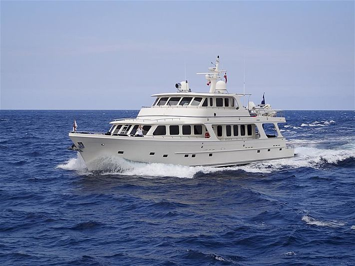 MISS ANNA yacht Offshore Yachts