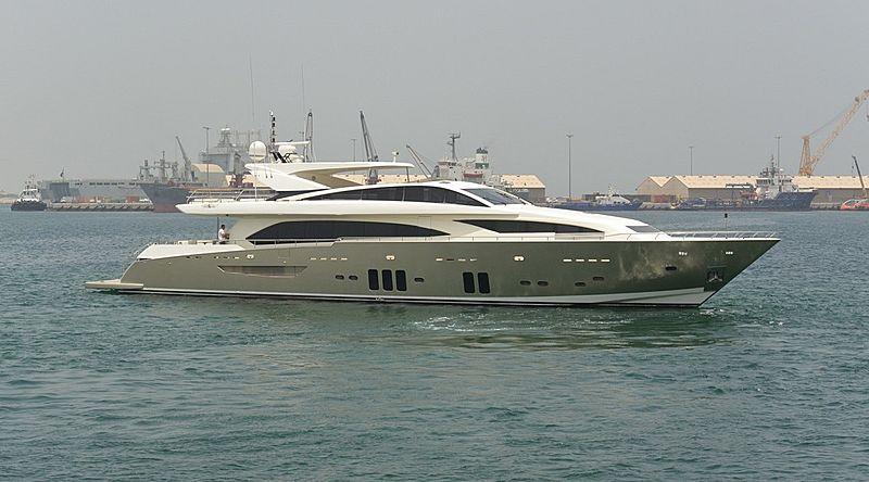 PARENTHESIS yacht Couach