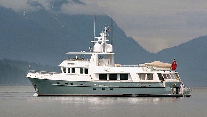 MAVERICK yacht Kuipers Woudsend