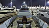 Nordic Star yacht deck
