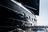 Black Pearl sailing yacht by Oceanco