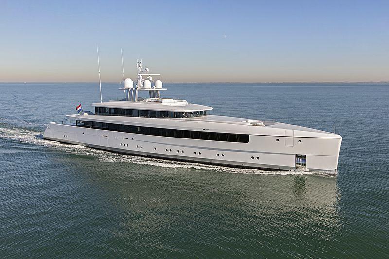 NAJIBA yacht Feadship