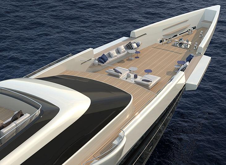 Perinin Navi Argonaut motoryacht 53m exterior