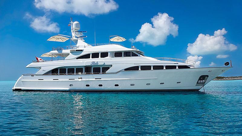 PIDA yacht Benetti