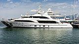 Vaao yacht in marina