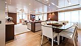 Vaao yacht dining room
