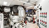 Vaao yacht engine room
