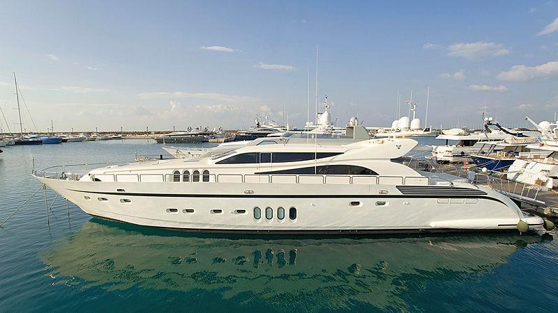 VITAMIN SEA yacht Leopard