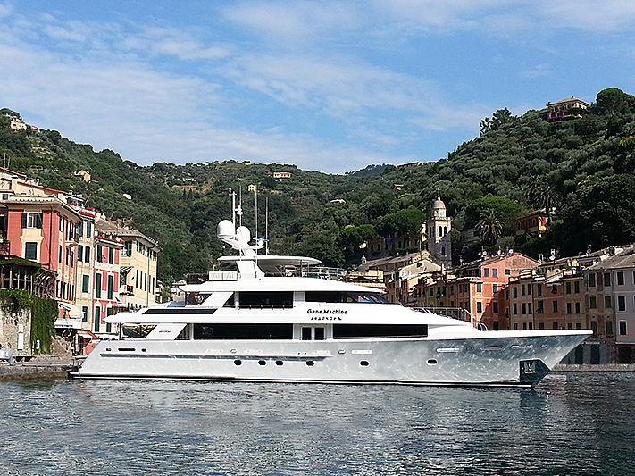 LADY PEGASUS yacht Westport