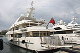 Rahal yacht in Antibes