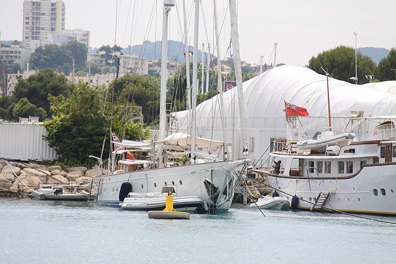 GLORIA yacht Jongert