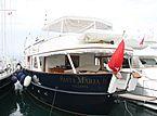 Santa Maria yacht in Antibes