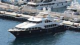 Albatross yacht in Antibes