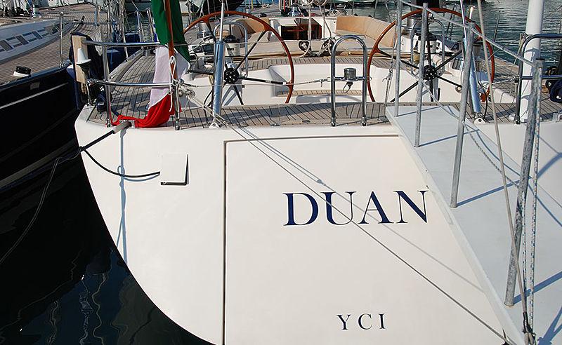 Duan yacht
