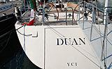 Duan Yacht Nautor's Swan