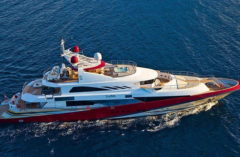JOYME yacht Philip Zepter