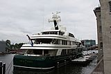 Sea Owl yacht in Amsterdam