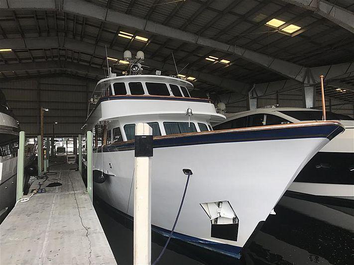 William I yacht