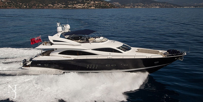 BIANCINO  yacht Sunseeker