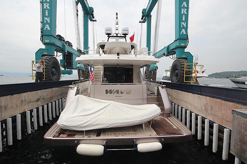 WAVE yacht Couach