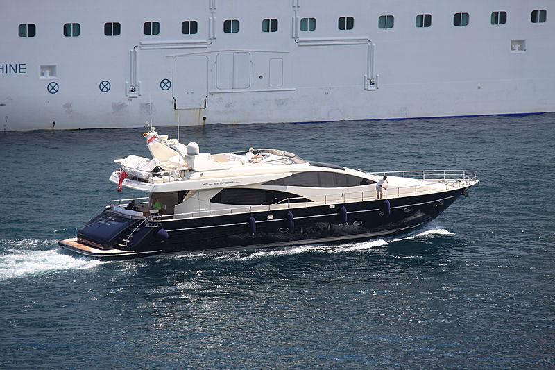 Wedge III yacht in Monaco