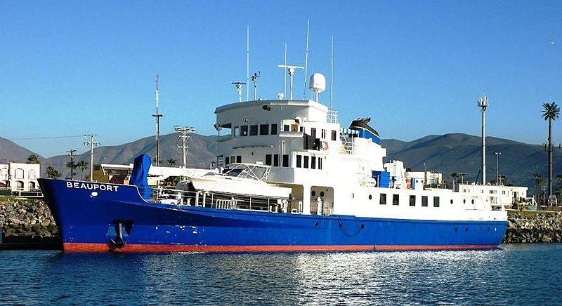 BEAUPORT yacht Davie Yards Inc.