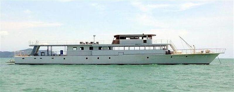 POLARIS yacht Lürssen