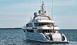 Nassima motor yacht by Acico in Cannes