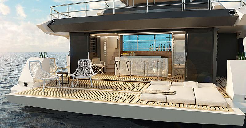 Sunseeker 161 Yacht interior design