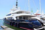 Blue Scorpion yacht in Viareggio