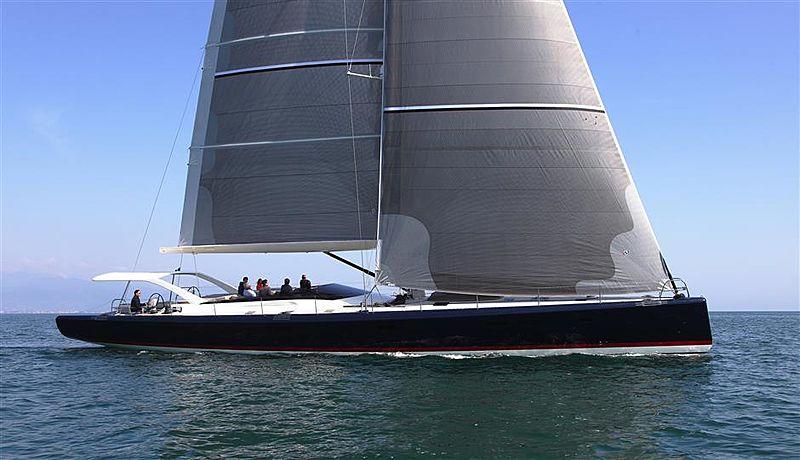NAKUPENDA yacht Vismara Marine
