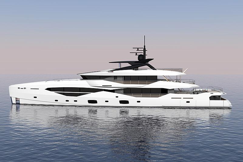 Sunseeker 161 yacht exterior design