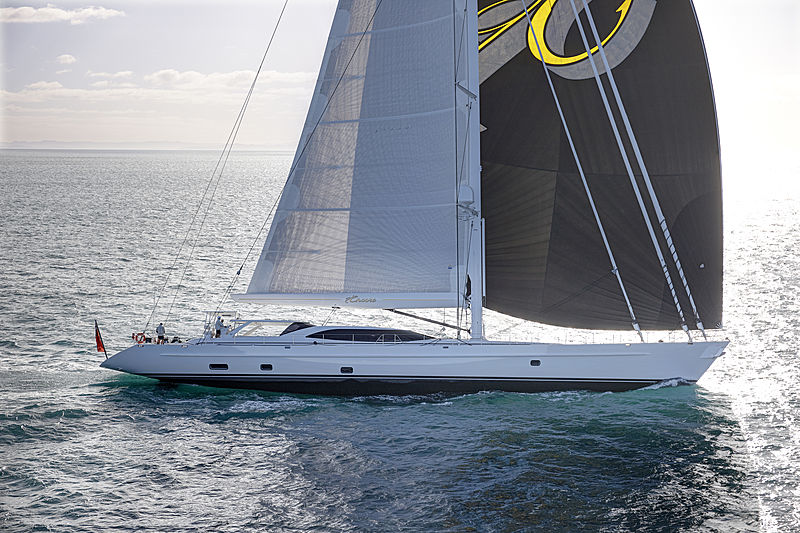 Encore yacht by Alloy