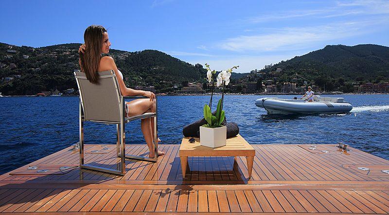 Rola yacht deck