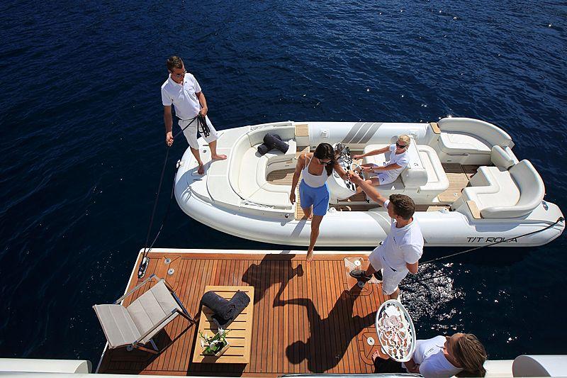 Rola yacht tender