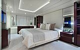 Rola yacht guests's cabin