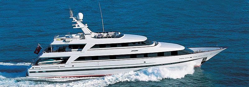 Applause yacht