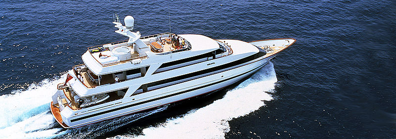 Applause yacht