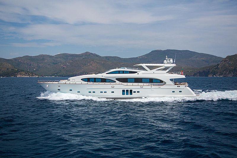 LA ROSA yacht Bilgin Yachts