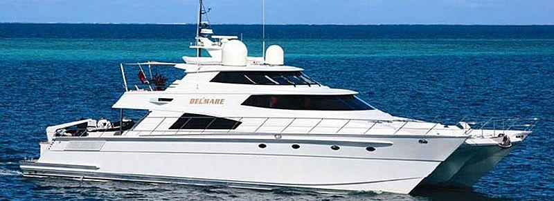 BEL MARE yacht Pachoud Yachts