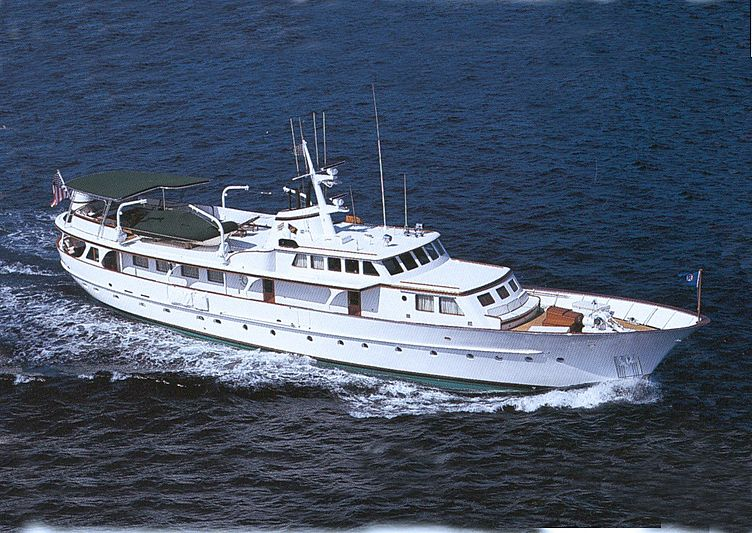 ALHAMBRA yacht Feadship