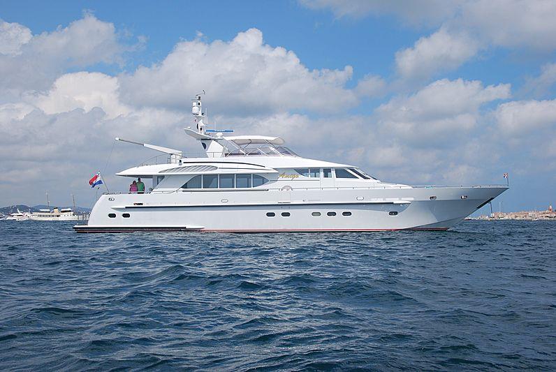 AMIGO yacht Heesen