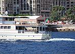 Clara One yacht cruising off Monaco