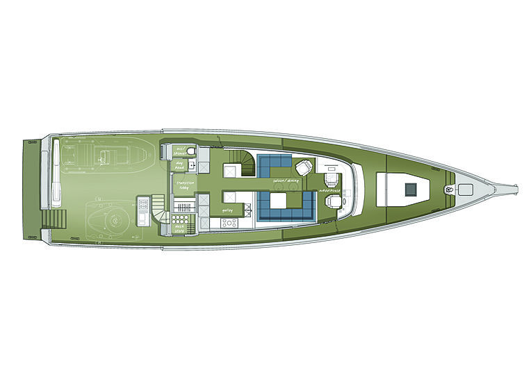 Arksen 85 yacht
