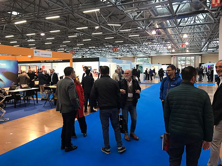 Seatec exhibition 2019