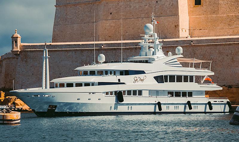 Sea Pearl yacht by Oceanco