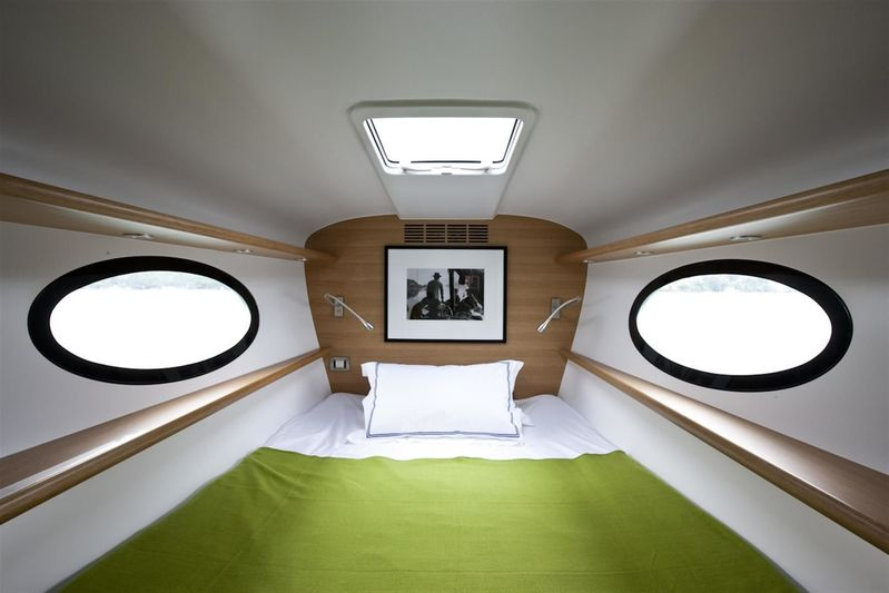 Adastra guests's cabin