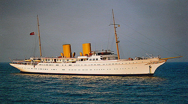 Yacht Savarona