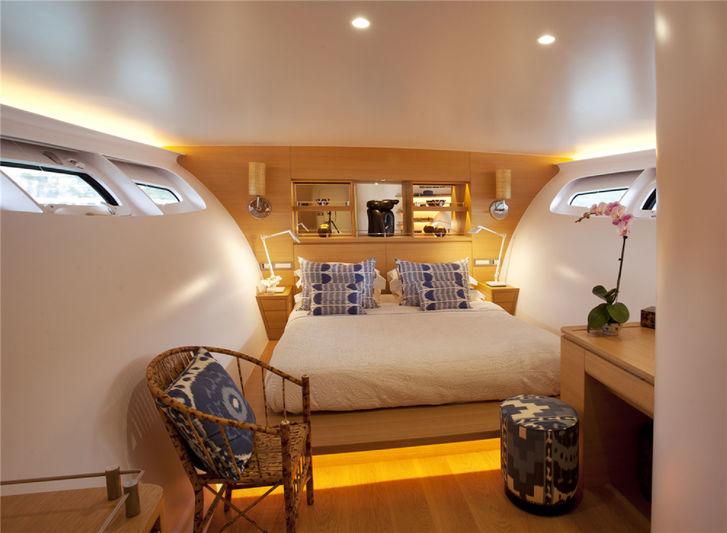 Adastra master cabin